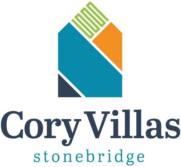 *NEW* Cory Villas Property Logo