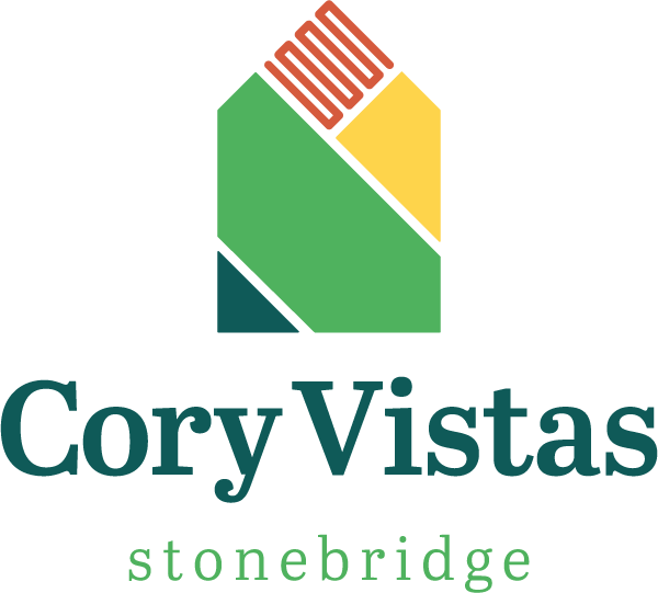 *NEW* Cory Vistas Property Logo